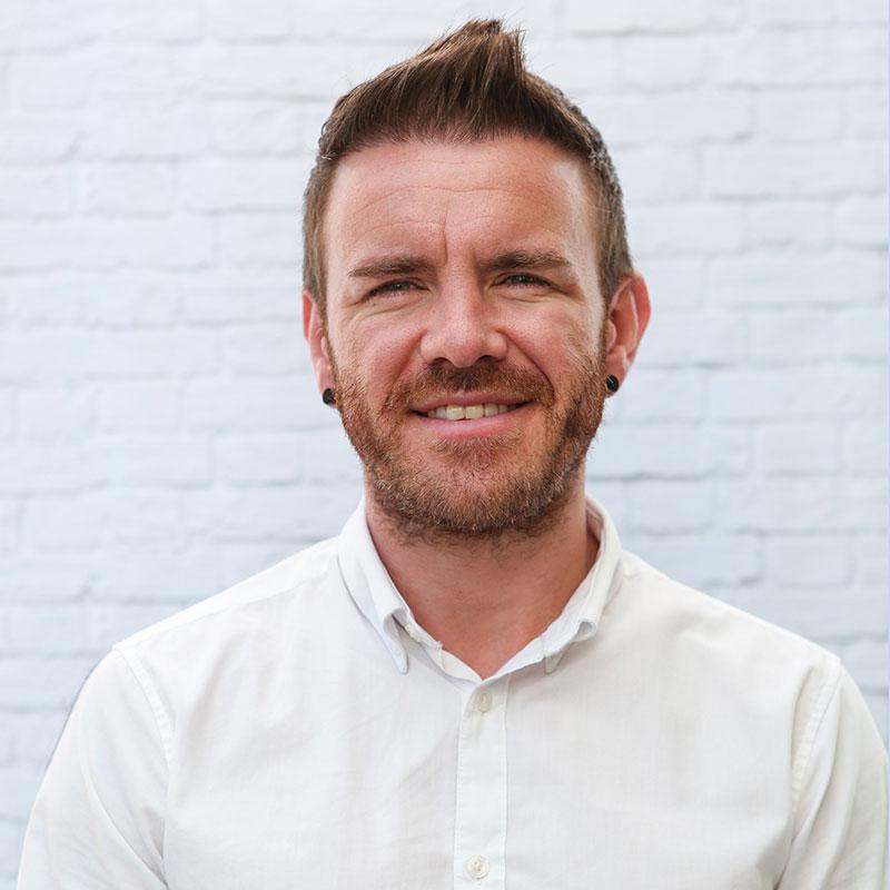 Gareth Hampson Engineering Technician