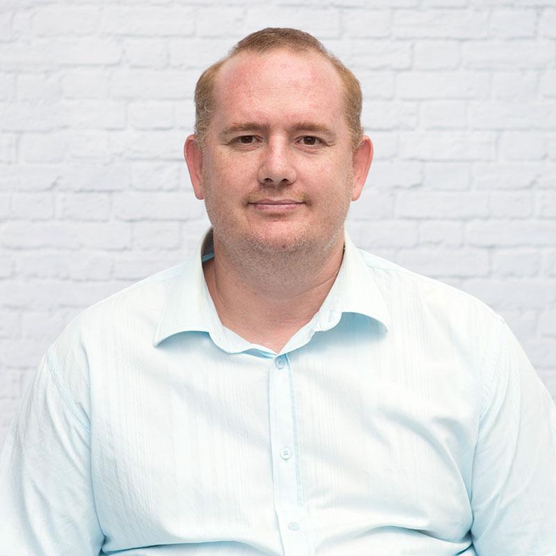 Jarrad McCawley Administrator