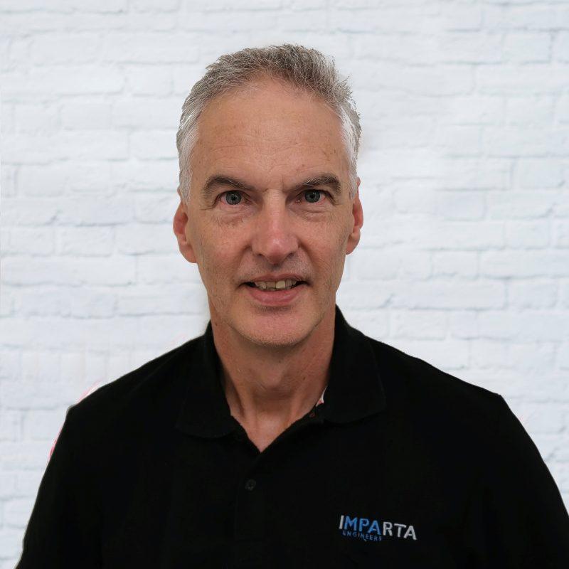 Peter Frewster Senior Technical Officer